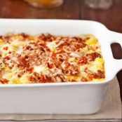 Spicy Brunch Lasagna