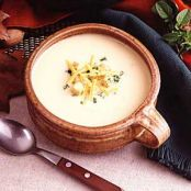 Elvis Presleys favorite Potato Cheese Soup