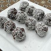 No Bake Munchkins / Chocolate Coconut Balls