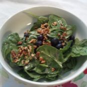 Spinach-Blueberry Salad