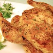 Chicken Lemon and Garlic Roasted