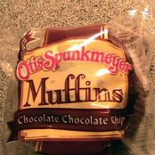 Otis Spunkmeyer Chocolate Chocolate Chip Muffins