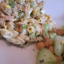Diana's Tuna Mac Salad