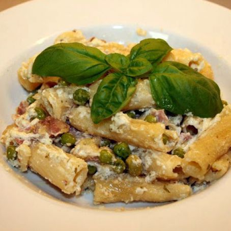 Rigatoni Al Forno With Gorgonzola Sauce Recipe 4 5