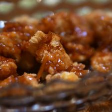 Three Ingredient Orange Chicken