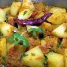 Tibetan Potato Curry