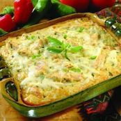 Jalapeno Chicken & Rice Casserole