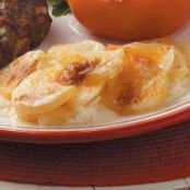 Scalloped Potatoes Recipe (Taste of Home)