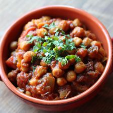 Slow-Cooker Chana Masala