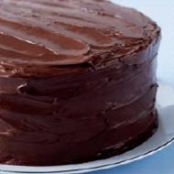 Double Chocolate Red Beet Cake