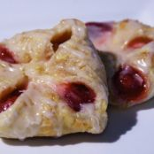 Easy Cream Cheese Cherry Danish