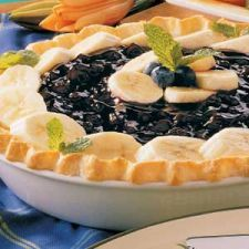 Banana-Blueberry Pies