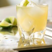 Green Tea Gimlet