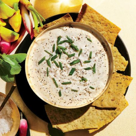 Goat Cheese Queso Dip