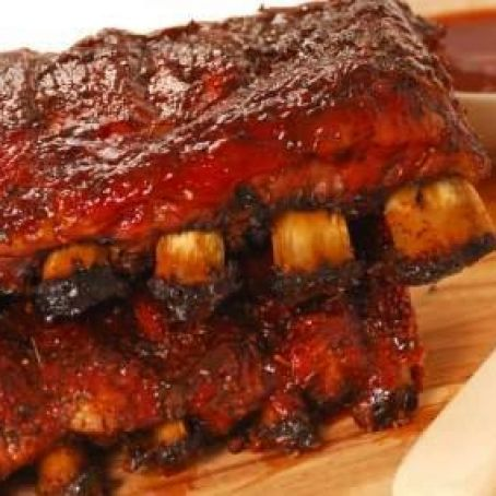 Best Ribs (from Hillbilly Recipes)