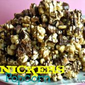 Snickers Popcorn Recipe