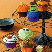 Creepy Cupcakes & Treats