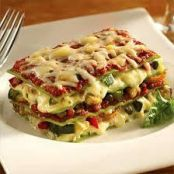 Weight Watchers vegetable lasagna
