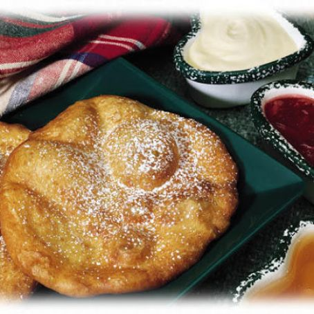 Scones / Fry Bread / Elephant Ears
