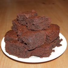 HCG Diet (P3) Coconut Flour Brownies