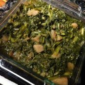 Southern Style Turnip Greens