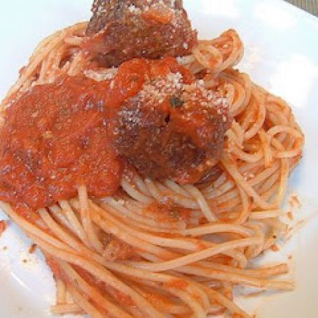 Anne Burrell's Excellent Meatballs