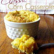 Classic 5-Ingredient Corn Casserole