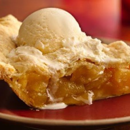 Apple Pie with Orange Juice