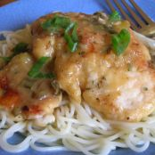 Olive Garden Pollo Limone (Lemon Chicken)