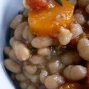 Crock Pot White Beans