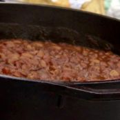 Cowboy Bacon Beans by Ree Drummond