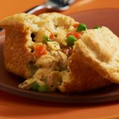 Chicken & Dumplings Pot Pie