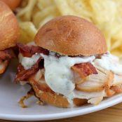 Turkey Bacon Sliders