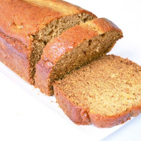 Pain d'Épices à l'orange: Orange Spiced Bread