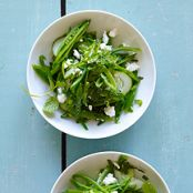WW Lemony Sugar Snap Pea Salad