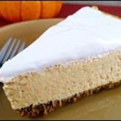 Hungry Girl Pumpkin Cheesecake