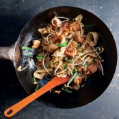 Char Kuey Teow - Stir-Fried Rice Noodles