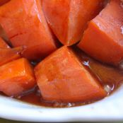 Rhoda's Candied Sweet Potatoes - Kicked Up!