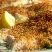 Thyme, Garlic, & Lemon Broiled Fish