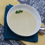 Chilled Summer Squash Soup