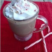 "65-Calorie 2 ""Point"" Peppermint Mocha – Including the Whip!"