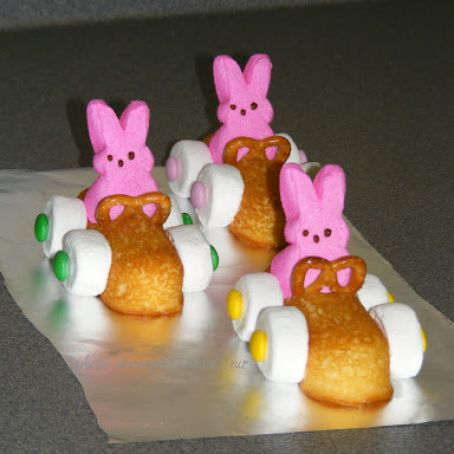 Easter Bunny Racers