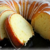Meyer Lemon Yogurt Bundt Cake
