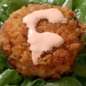 Crispy Crab Cakes and Sweet and Tangy Remoulade: