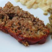 Stuffing Mix Turkey Meatloaf