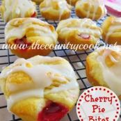 Cherry Pie Bites