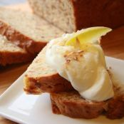 BREAD - Toasted Coconut Pear Bread