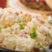 No Bake Baked Potato Salad