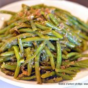 Old Bay Green Beans