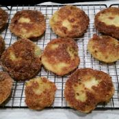 K's Southern Fried Green Tomatoes